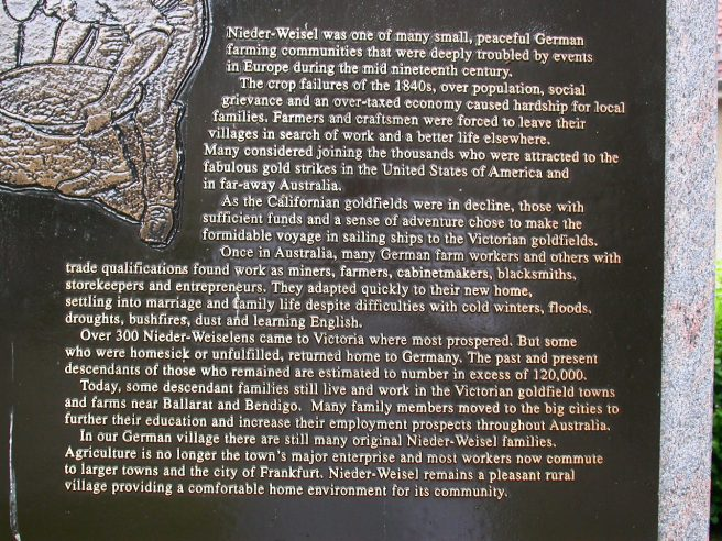 The English Text in Detail