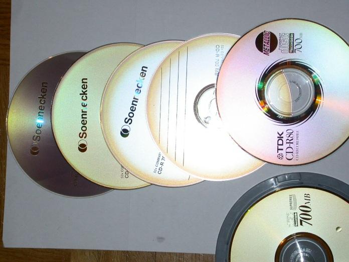 All CDs, sharp