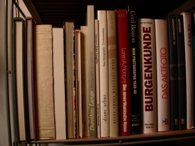 Stuff on a shelve